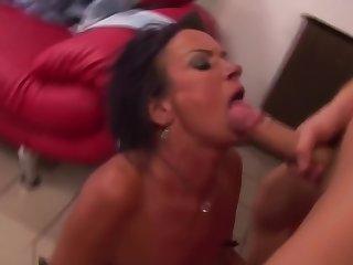 Remarkable sex scene Creampie newest uncut