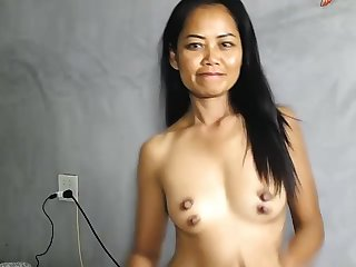 Girl with 4 Nipples