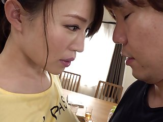 Rinne Toka - A Husky Workout Wife S Orgasmic Cowgirl Position - TOKA RINNE