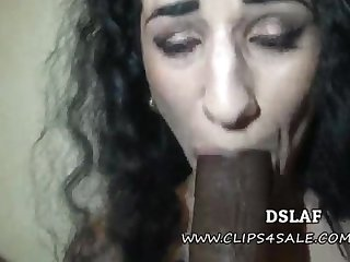 French Superhead Arabelle Raphael Multiracial Libellous Groupie With Facial Cumshot- DSLAF