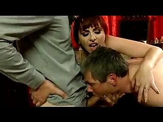 Bisexual Cuckold Threesome There Kinky Redhead